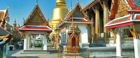 Thailand Holiday Package (Bangkok - Pattaya)