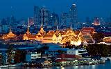 Pattaya - Bangkok - Morning City Tour - Optional Tour to Madame Tussauds