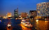 Bangkok - Day Free or Optional Chaophraya River Dinner Cruise
