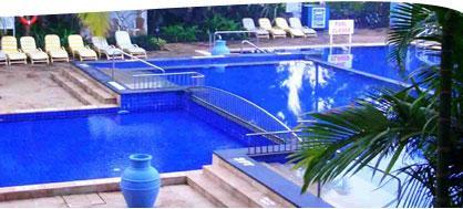 Club mahindra varca beach resort hotel at goa - Club mahindra kandaghat swimming pool ...